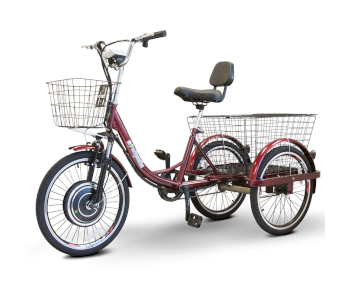 E-WHEELS EW-29 ELECTRIC TRICYCLE
