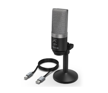 Fifine Multi-Use USB Mic K670 for Mac and PC
