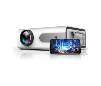 HOLLYWTOP HD Mini Portable Projector