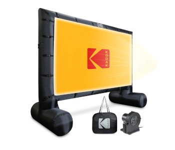 KODAK Inflatable Outdoor Projector Screen