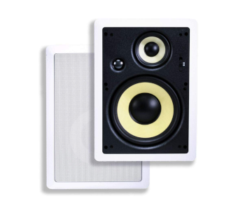 Monoprice 3 In-Wall Speakers