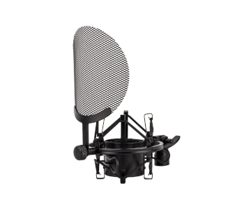Nady SSPF-4 Spider Shock Mount Pop Filter