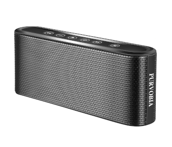 PURVOBIA Slim Bluetooth Speaker