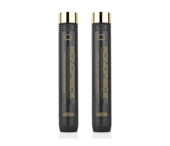 Pair of Small-Diaphragm Condenser Mics
