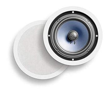 Polk Audio RC80i In-Wall Speakers