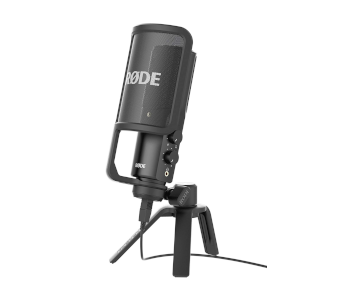 Versatile Rode NT-USB PC Studio Microphone
