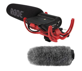 Rode Video Microphone for Filming