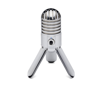 Samson Meteor Chrome USB Studio Mic