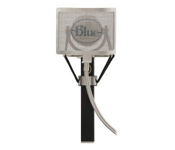 Blue High-Quality Universal Pop Filter