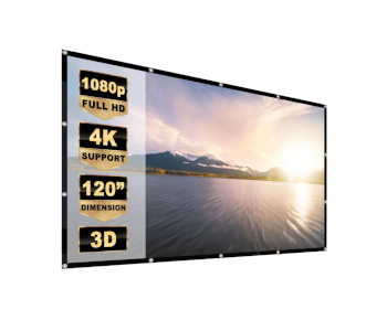 Yome 120 Inch Projector Screen