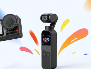 DJI puts the Osmo Action and Osmo Pocket on Sale