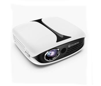 AKASO Mini Projector