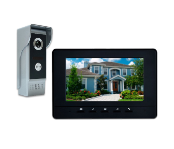 AMOCAM Wired Video Intercom System