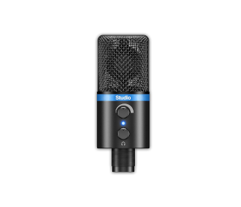 IK Multimedia iRig Large-Diaphragm Studio Mic