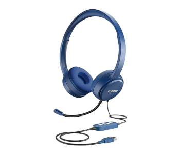 Mpow USB Noise-Canceling Skype Headphones
