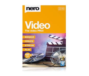 NERO PLATINUM VIDEO 2019