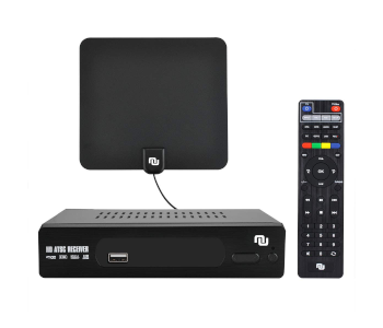Nunet ATSC HD Digital TV Converter Box