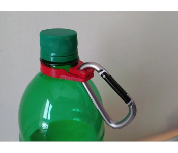 Parametric bottle holder