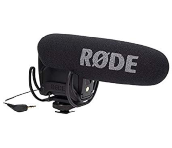 RØDE VideoMic Pro On-Camera Interview Mic