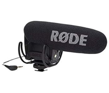 RØDE VideoMic Pro On-Camera Interview Mic