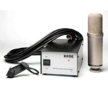 Rode NTK Premium Valve Tube Condenser Mic