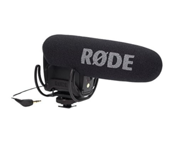 Rode VideoMicPro ShotGun Interview Mic