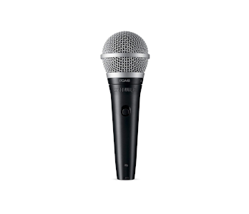 Shure PGA48-XLR Dynamic Vocal Mic