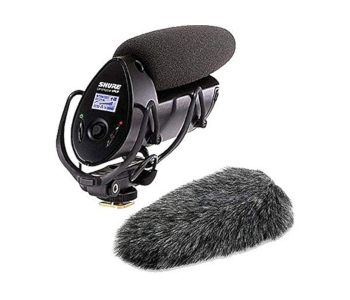 Shure VP83F LensHopper Camera-Mounted Mic