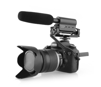 TAKSTAR SGC-598 DSLR Interview Microphone