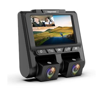 TOGUARD Uber Dual Dash Cam