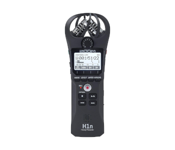 Zoom H1n Recorder for Reporters