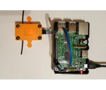 pre-assembled sensor