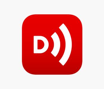 Downcast Podcast App
