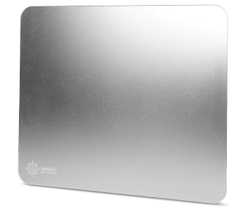 ENHANCE Hard Aluminum Mouse Pad