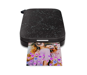 HP SPROCKET 2ND EDITION PORTABLE PHOTO PRINTER