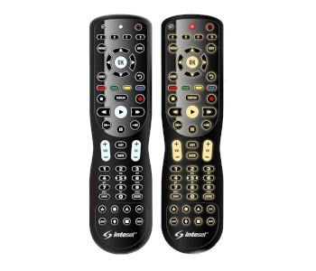 INTESET 422 4-in-1 UNIVERSAL LEARNING REMOTE