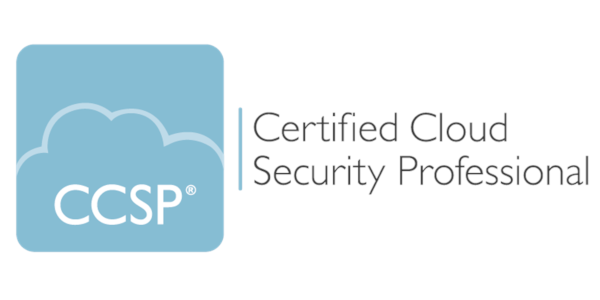 (ISC)2: CCSP (Certified Cloud Security Professional)
