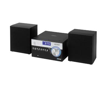 Jensen Modern Black Series JBS-200B Stereo System