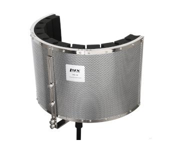 LYXPRO VRI-20 PORTABLE SOUND ABSORBING MICROPHONE SHIELD