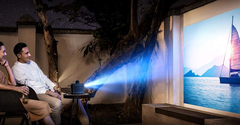 13 Best Outdoor Projectors of 2019