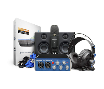 PreSonus AudioBox Ultimate Podcast Bundle