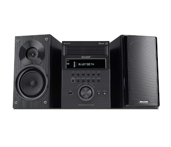 Sharp XL-BH250 Stereo System