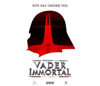 Star Wars Vader Immortal
