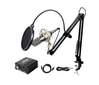 TONOR Pro XLR Mic Podcasting Studio Kit