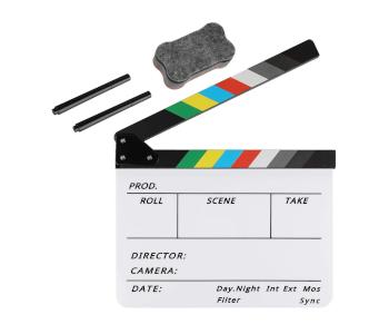 Zacro Acrylic Film Clapboard