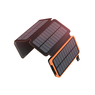 ADDTOP Solar Charger and Power Bank
