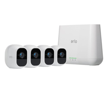 ARLO PRO 2 4-CAMERA WIRELESS SECURITY CAMERA SYSTEM