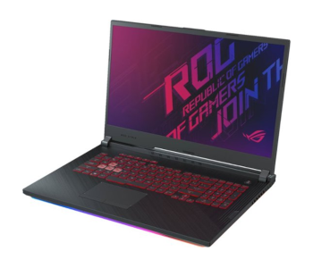 ASUS ROG STRIX SCAR III G731GU 17.3-INCH GAMING LAPTOP
