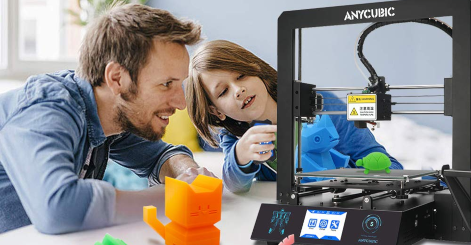 Best 3D Printing Black Friday 2019 Deals (Qidi, Lulzbot, Monoprice)