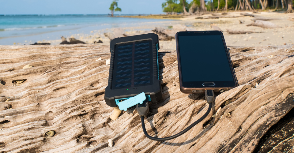 10 Best Solar Chargers for Phones